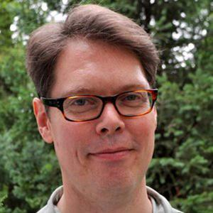 Portrait of Prof. Michael Tippett