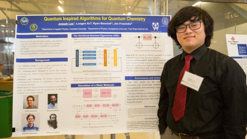 Joseph Lee, SEAS '21, Applied Physics