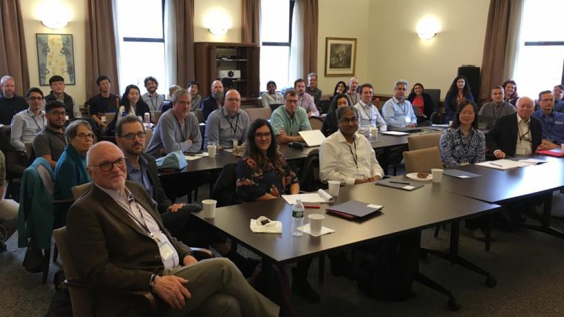 2019 Workshop Participants