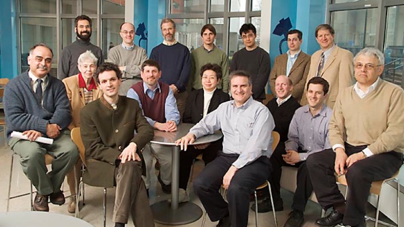 2005 APAM Faculty Photo