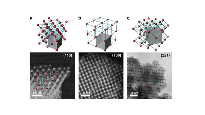 DNA nano-frames