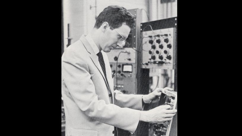Professor Thomas C. Marshall