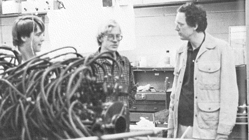 Professor Thomas C. Marshall - 1981